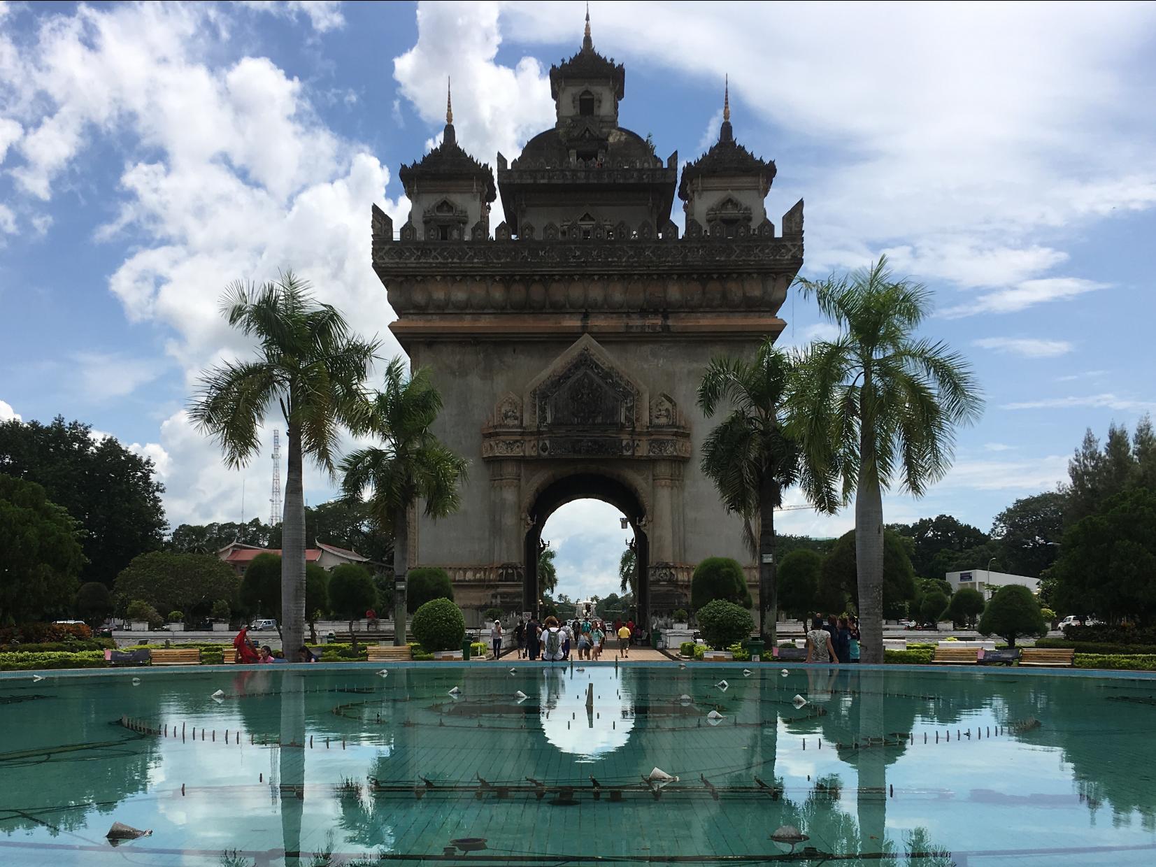 APAME 2017 in Vientiane,  Laos
