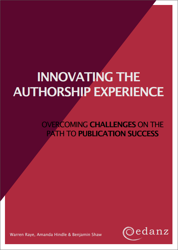 Innovating the authorship experience