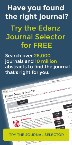 Try the Edanz Journal Selector for free!