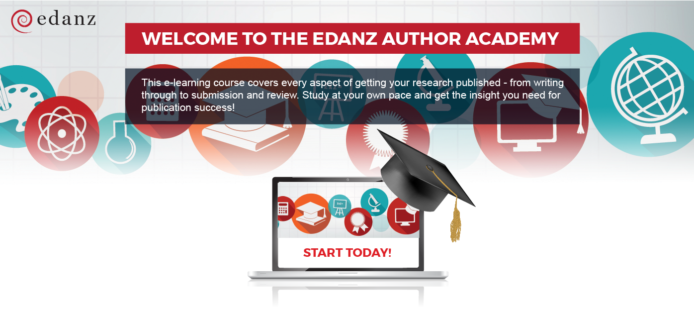 Welcome to the Edanz Author Academy